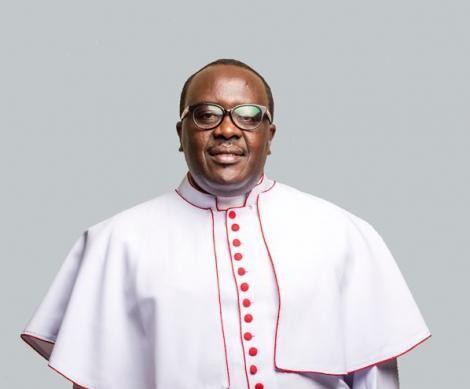 All Saints Cathedral Pastor Sammy Wainaina