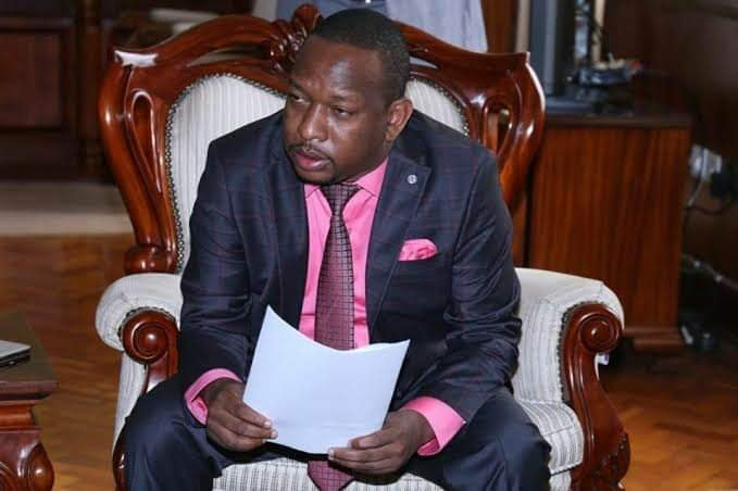 BIG FALLOUT: Angry Sonko to leak telephone call with DP Ruto after disagreement over Nairobi by election