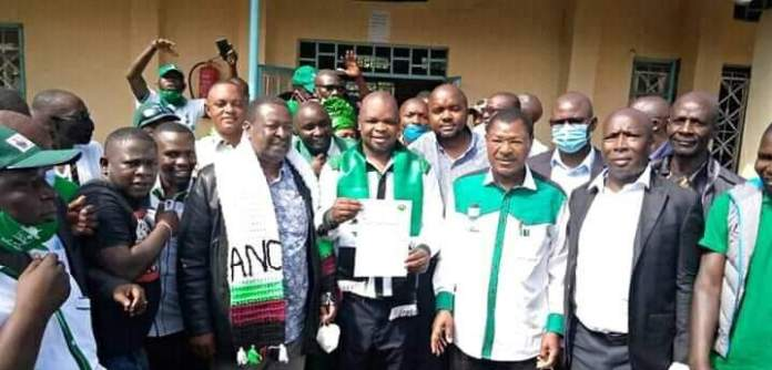 Coward Moses Wetangula joins Mudavadi in campaigning for ANC candidate in Matungu