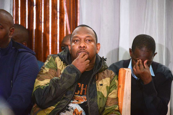 Ex Gov. Sonko to spend 5 more days in Kamiti, court rules
