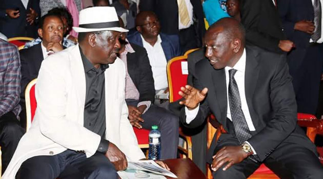 Leaked: Raila to work with Ruto in the 2022 elections, will surprise many including Uhuru