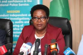 Anne Makori, Independent Policing Oversight Authority(IPOA) chairperson