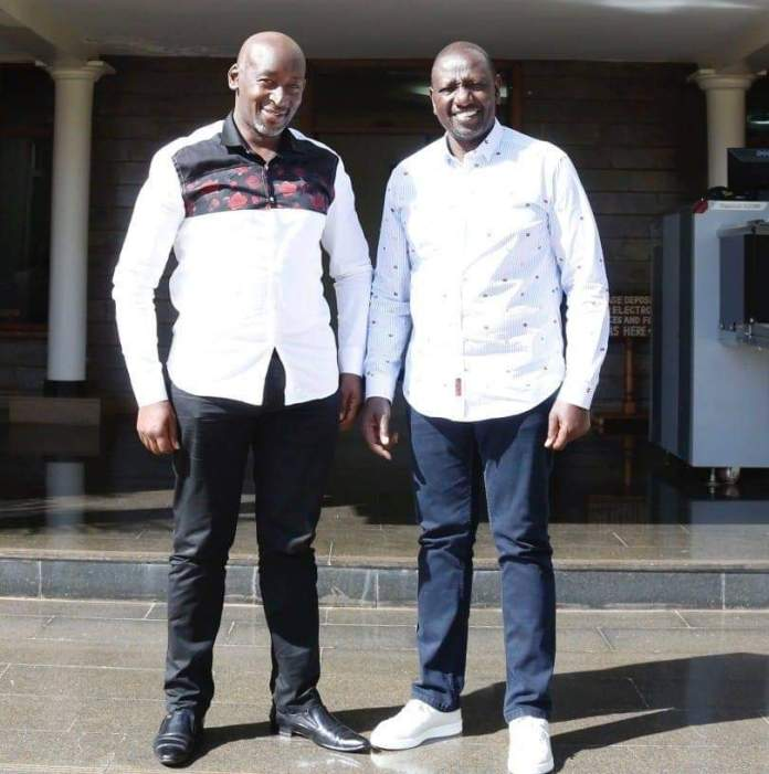 """I will teach Hon. Kiunjuri, Rehab a lesson"" DP Ruto's lead Nyeri MCA vows"