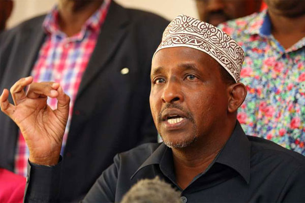 Hon. Aden Duale's son goes into hiding as sleuths thirst for him over money laundering allegations