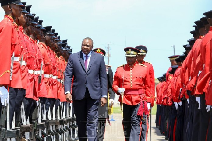 Uhuru is the most heartless, most brutal and most tribal president in the world