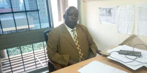 The late Kabuchai politician Tale Nabangi