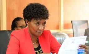 Teachers Service Commission CEO Nancy Macharia