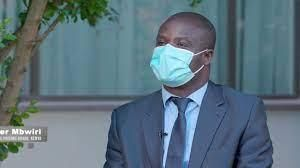 The deputy director of the Pharmacies and Poisons Board (PPB) Dr. Peter Mbwiiri Ikamati