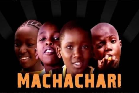 A poster showing the cast of the Machachari show
