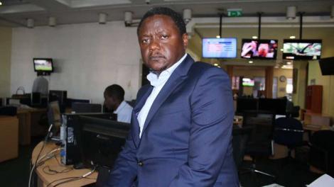 Nation Media Group Editorial Director Mutuma Mathiu