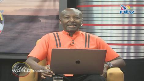 Nation Media Group Managing Editor, Broadcast Joseph Warungu