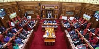 National Assembly Speaker Justin Muturi notified the house of the communication from the President on Prof Chege's nomination Tuesday March 23.