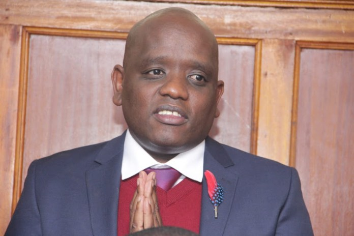 On point: Blogger Dennis Itumbi's leaked details about next Chief justice that has come to pass