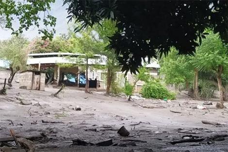 Flashfloods destroy property in Elgeyo Marakwet County