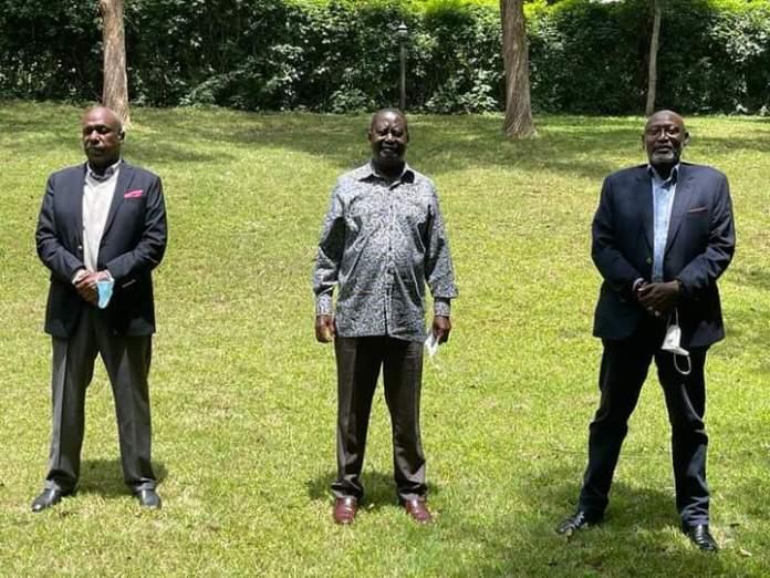 Dennis Itumbi: Deep state plan to lock out Raila 2022