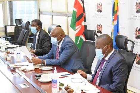 A Tax Appeal Tribunal meeting held on January 27, 2021