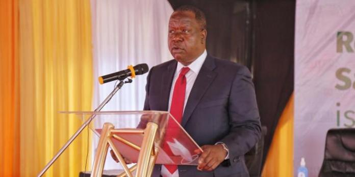 Matiang'i Issues End Date of Curfew in Zoned Area