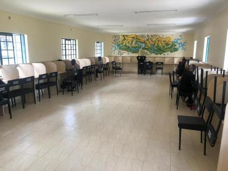 The Umoja 2 ICT hub located at Umoja Chief's office.