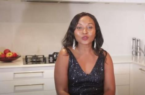 Veronicah Mumira, the owner of Georgia luxury apartments