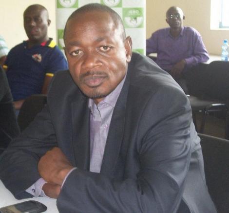 Former Citizen TV anchor David Makali