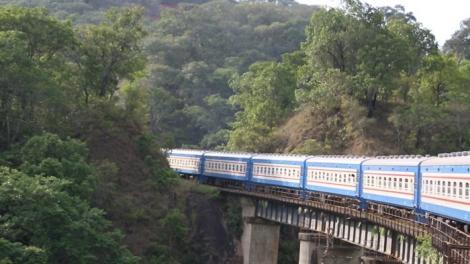 Tanzania Zambia Railway
