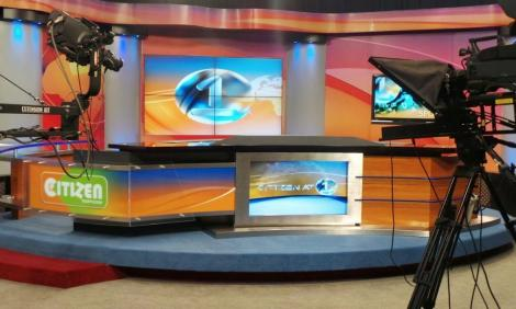 Citizen TV studios