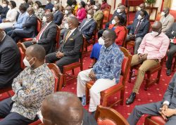 """""""My brother and I are focused on leaving a legacy where young people have steady jobs"""" Uhuru says"""