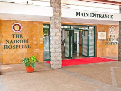 An image of Nairobi Hospital