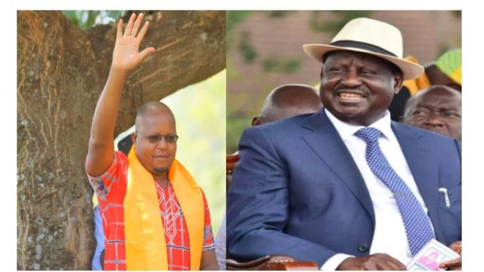DEEP STATE in deep shit as ODM wins Bonchari by-election, resurgent Raila powered to 2022