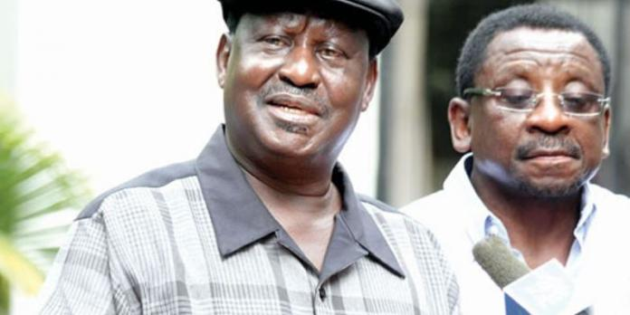 Raila Breaks Silence After Court Ruling