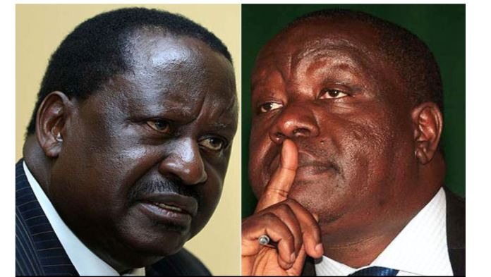 Raila ROARS, warns CS Matiangi against misusing the police during elections