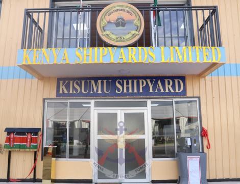 The Kisumu Shipyard Limited offices