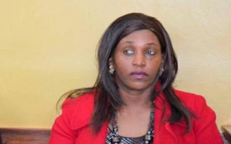 Jane Muthoni, a former principal found guilty of killing her husband
