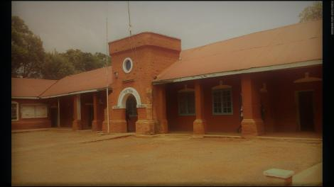 An ancient building at Maseno School, established in 1906