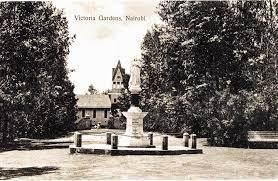 Jevanjee gardens formally Victoria gardens