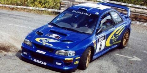 Photo of a Subaru Impreza