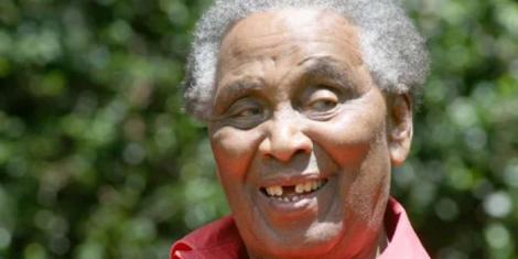 Former Cabinet Minister the late William Ole Ntimama