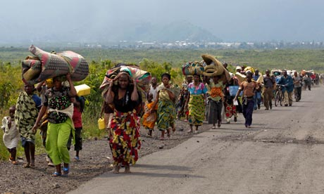 Haiti and the  Congo factor: Why DR Congo and Haiti have continue to  suffer cycles of violence, invasion and repression