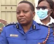 Juja Sub-County Police Commander, Dorothy Migarusha