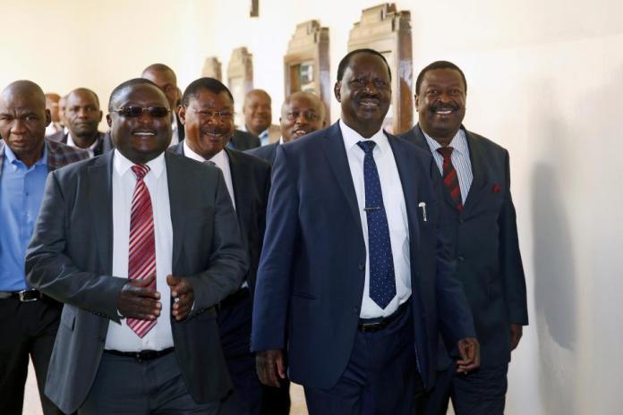 PM Raila leaks his 2022 manifesto, shocks DP Ruto who is chasing wind in Mt Kenya region