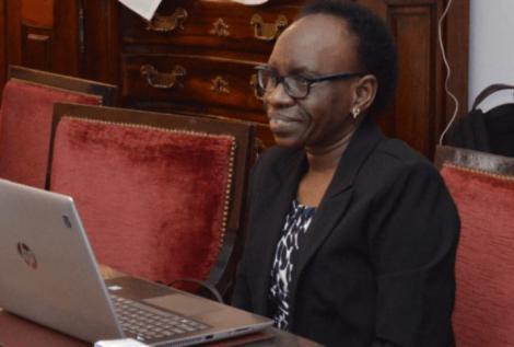 Auditor General Nancy Gathungu