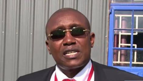 Televangelist David Kariuki, who is popularly known as Gakuyo
