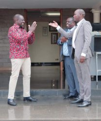 DP Ruto endorses Okengo Nyambane as UDA's 2022 Senatorial candidate in Kisii
