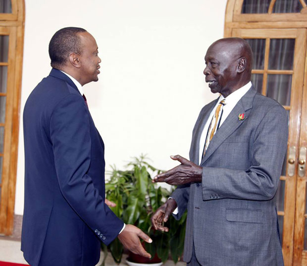 THE CURSE of a president coming from your community; case of Baringo and Mt Kenya