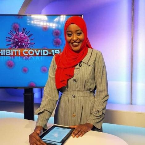 Former Switch TV Presenter Hadiya Mwasiwa