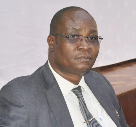 Kenya Institute of Curriculum Development (KICD) Director Prof Charles Ong'ondo.