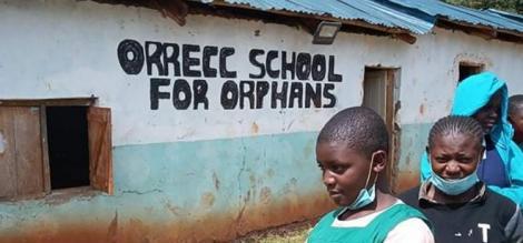 Orrecc School for Orphans in Bungoma County