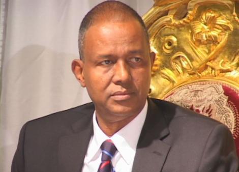 Kamukunji MP Yusuf Hassan