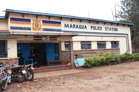 Maragua Police Station