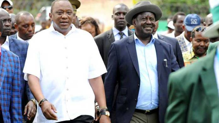 Raila is NOT depressed by the BBI loss, it was to benefit Mt Kenya and Ruto, they will regret later